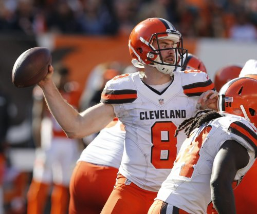 Cleveland Browns QB Kevin Hogan replaces rookie DeShone Kizer as starter