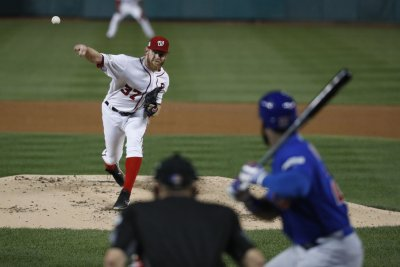 NLDS Game 4: Stephen Strasburg may now start for Washington Nationals vs. Chicago Cubs