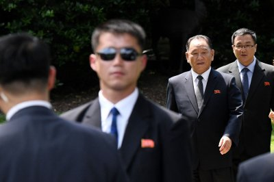 Report: North Korea's Kim Yong Chol said Japan abduction issue 'resolved'