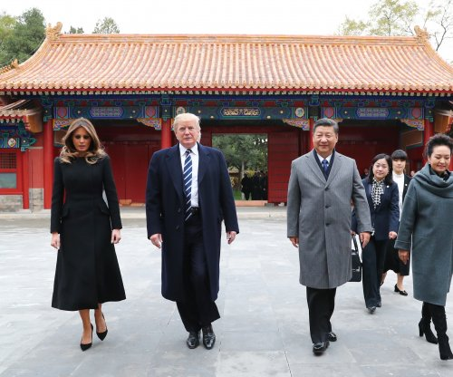 Chinese media decry Trump trade policy as 'crazy,' blames 'America first'