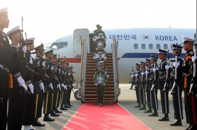 South Korea buries remains of independence fighters from Kazakhstan