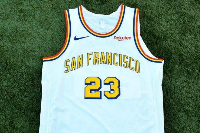Golden State Warriors unveil six new jerseys for 2019-20 season