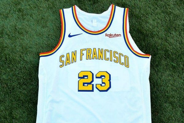 promo code 1f6d1 57232 Golden State Warriors unveil six new jerseys for 2019-20 ...