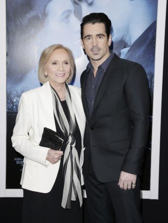 Colin Farrell says working with Eva Marie Saint was 'a dream'