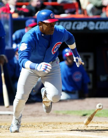 Sammy Sosa to follow Manny Ramirez back to Chicago Cubs?