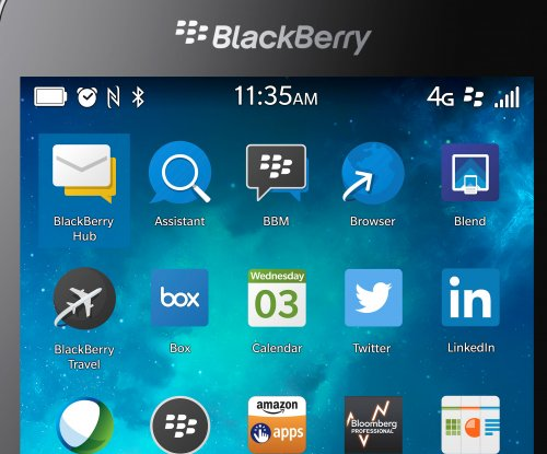 BlackBerry surprises analysts with $28M profit for Q4
