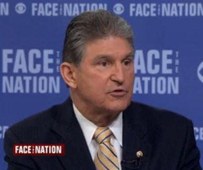 West Virginia's Manchin chooses Senate over statehouse