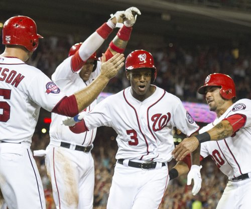 Washington Nationals pull out victory over Philadelphia Phillies in 11 innings