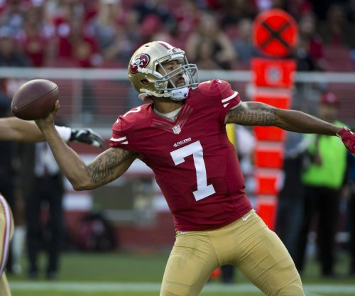 San Francisco 49ers' Colin Kaepernick talks about offseason, his focus now