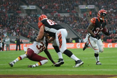 A couple positives coming for Cincinnati Bengals after frustrating tie in London
