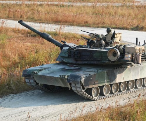 Veyance contracted for Abrams tank tracking