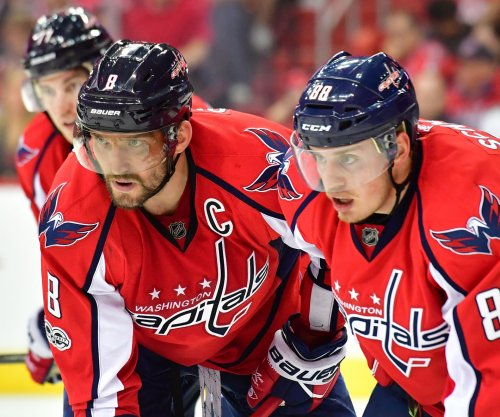 Washington Capitals outlast Toronto Maple Leafs in OT to take series