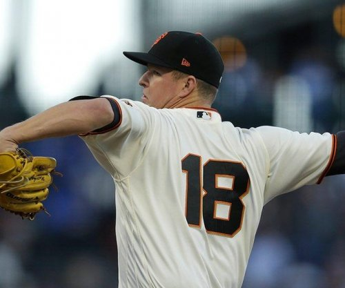 'Aggressive' San Francisco Giants beat LA Dodgers for fourth straight win