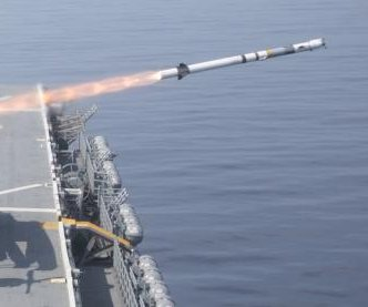 Raytheon contracted for support of the MK-31 Rolling Airframe Missile