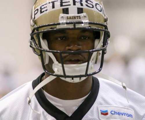 New Orleans Saints teammates impressed with Adrian Peterson