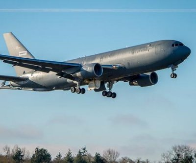 Boeing contracted for KC-46 Pegasus risk reduction study
