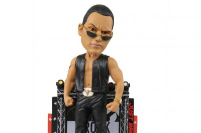 New WWE Bobbleheads featuring The Rock, John Cena announced
