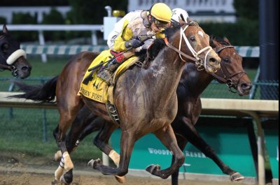 Seeking the Soul favored in weekend horse racing's top event, the Pacific Classic