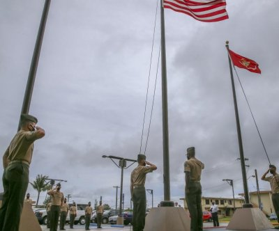 Marine Corps activates Base Camp Blaz in Guam