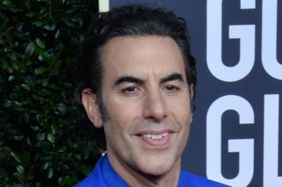 Sacha Baron Cohen says he wore a bulletproof vest for 'Borat 2'