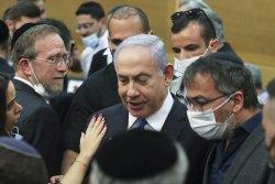 Netanyahu says move to oust him as Israeli prime minister 'dangerous'