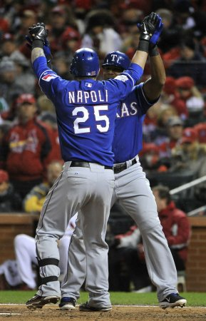 MLB: St. Louis 3, Texas 2