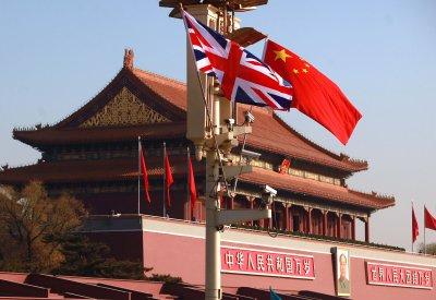 Cameron, Xi express optimism over bilateral future
