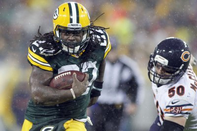 Ball security eluding Eddie Lacy