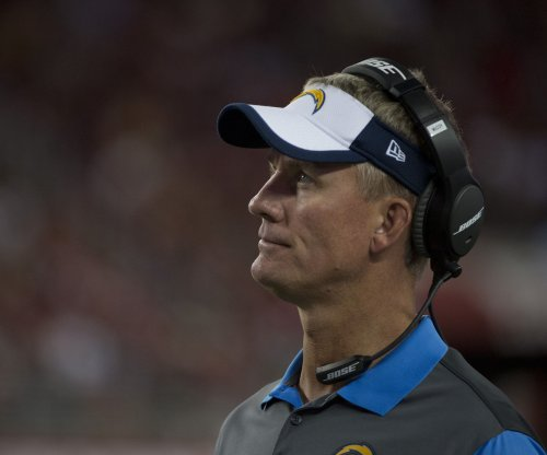 Chargers' Mike McCoy focuses on next game, not job security