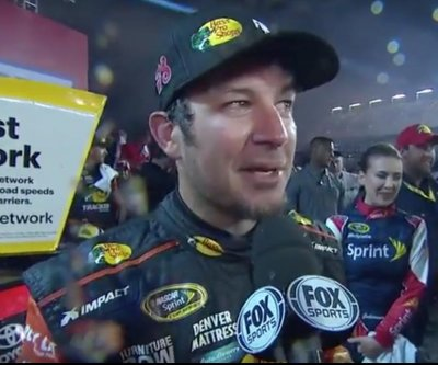 Martin Truex Jr. rolls to record-breaking Coca-Cola 600 win