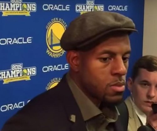 Golden State Warriors' Andre Iguodala doesn't think crotch hit was intentional