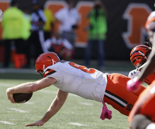 Cleveland Browns midseason report card: F