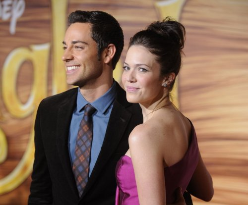 Mandy Moore, Zachary Levi say 'Tangled: the Series' is 'dream come true'