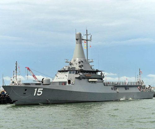Singapore launches fourth Littoral Mission Vessel