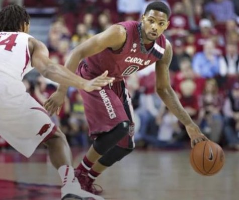 Final Four: South Carolina Gamecocks G Sindarius Thornwell misses practice