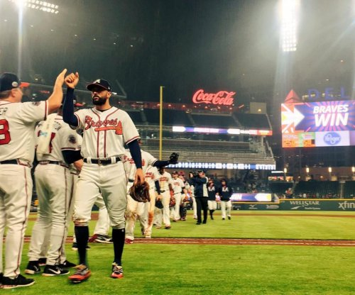 Ender Inciarte goes 5-for-5 in Atlanta Braves' victory over Pittsburgh Pirates
