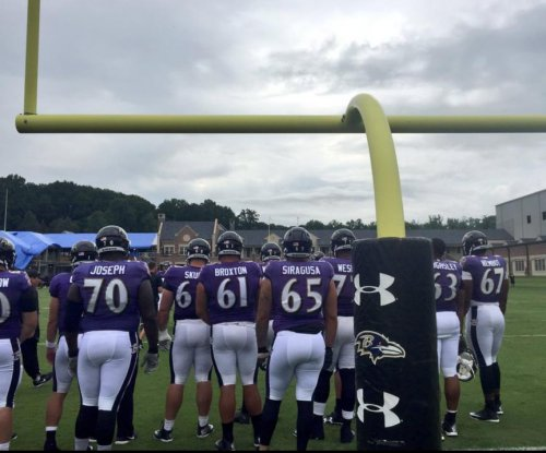 Baltimore Ravens rookie OG Nico Siragusa out for the season