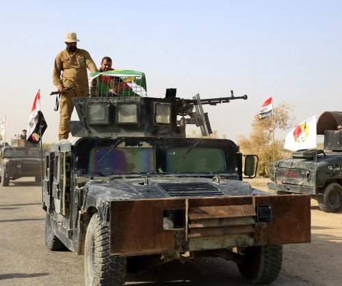 Iraqi forces recapture five villages in Tal Afar