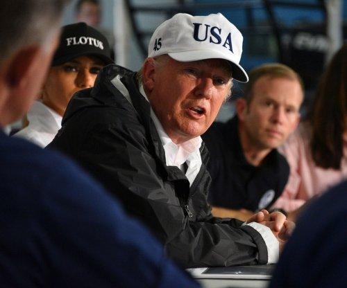 Trump announces recipients of his $1M Hurricane Harvey donation