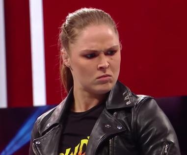 WWE Raw: Ronda Rousey challenges Stephanie McMahon