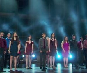 Parkland students sing 'Seasons of Love' at the Tonys