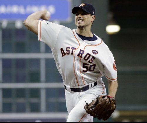 Astros put eight-game win streak on line vs. Royals