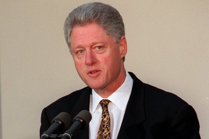 On This Day: House impeaches President Bill Clinton