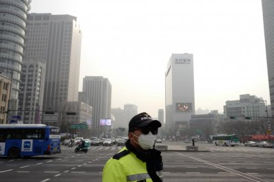 South Korea, China to meet to tackle worsening air pollution