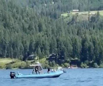 Eight feared dead after two planes collide over Idaho lake