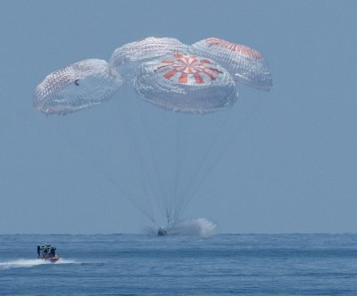 NASA astronauts splash down safely in SpaceX capsule