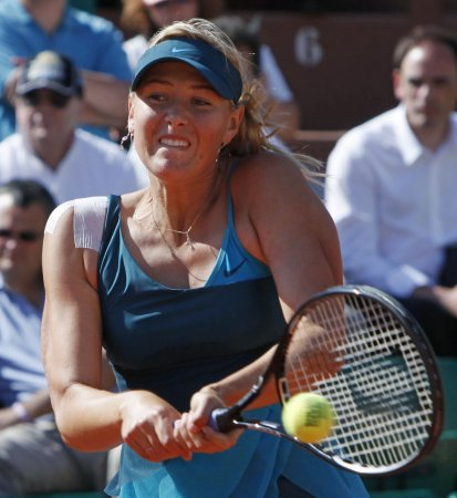 Sharapova still on good comeback run