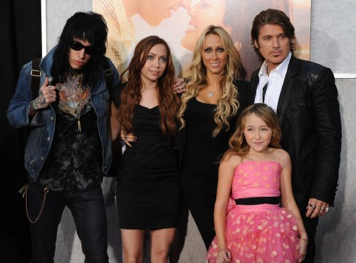 Tish Cyrus says her family's stronger now