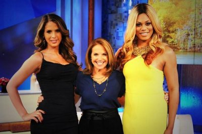 Laverne Cox 'deeply moved' by reaction to controversial Katie Couric interview