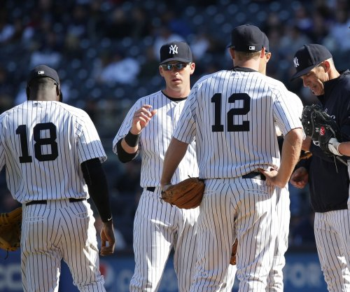 Drew's slam lifts New York Yankees over Baltimore Orioles